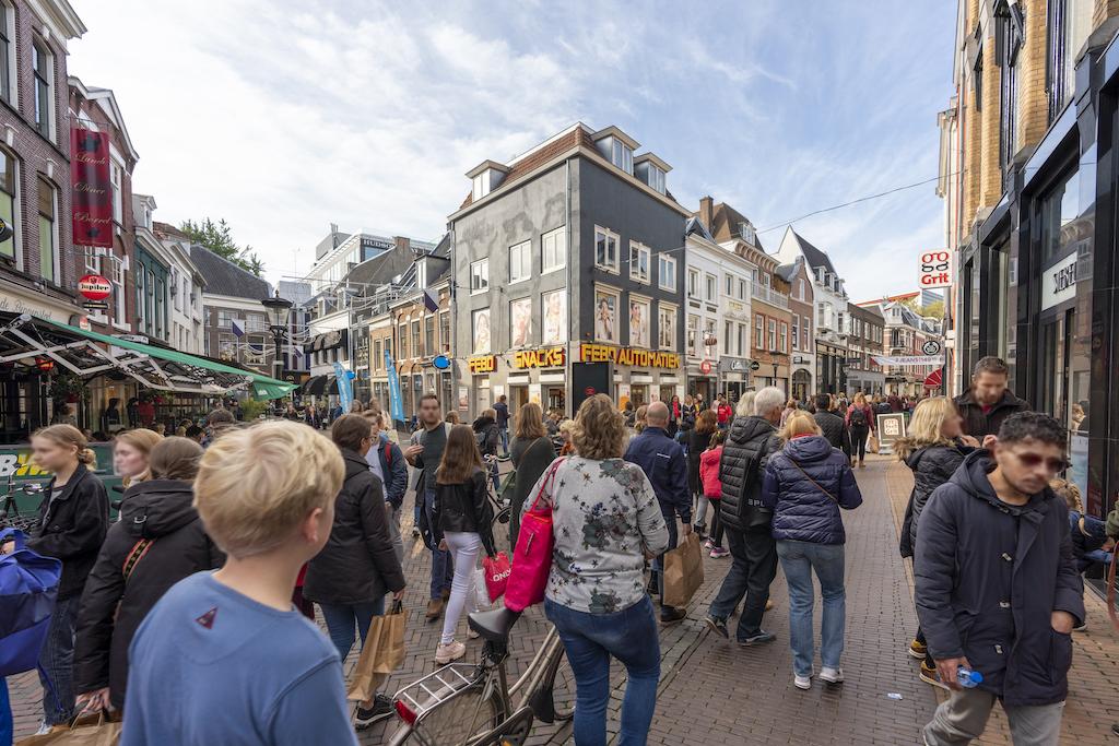 Lange Elisabethstraat Utrecht